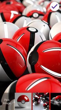 Lock Screen for Pokeball PIN & AppLock Security screenshot 2
