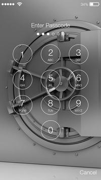 Safe - Lock PIN Protection Security Pass Code apk screenshot