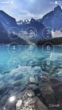 Smart Screen Lock - Pin Lock Pass Code Security screenshot 1