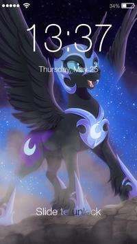 Unicorn ART PIN Screen Lock PIN & Passcode poster