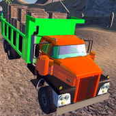 Load Carrying Truck icon