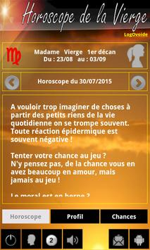Virgo Horoscope poster
