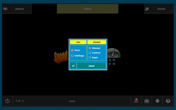 Speed Touch Game apk screenshot