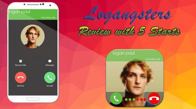 Logan Paul Fake Call screenshot 2