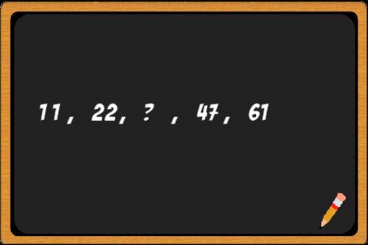Logic Math Quiz screenshot 1