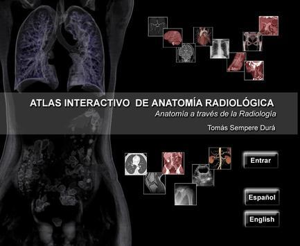Atlas de Anatomia Radiológica Descarga APK - Gratis Medicina ...