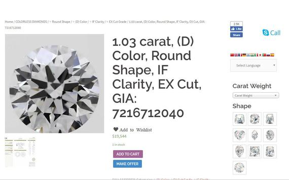 LOOSE DIAMONDS screenshot 10