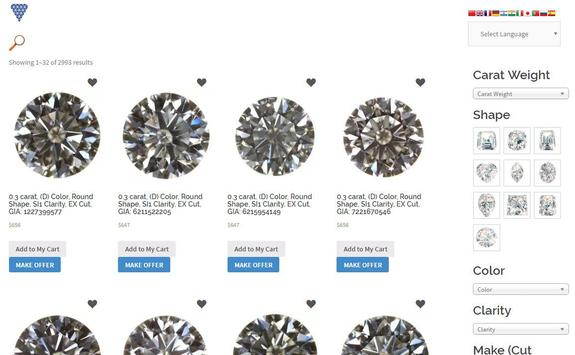 LOOSE DIAMONDS screenshot 9