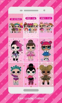 Wallpaper for Surprise Lol Dolls screenshot 1