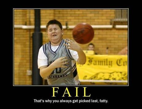 Lol Funny Epic Fail poster