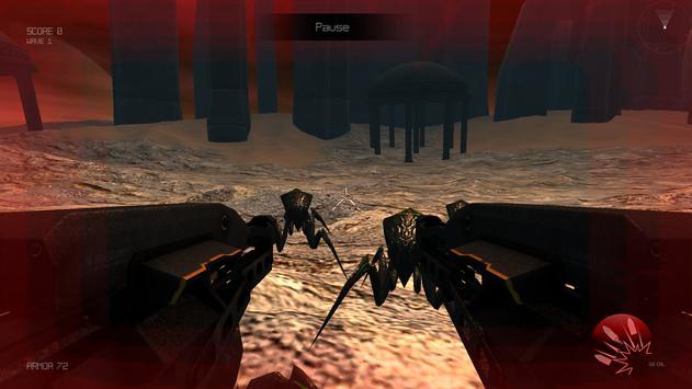 Gun Shoot War Alien apk screenshot