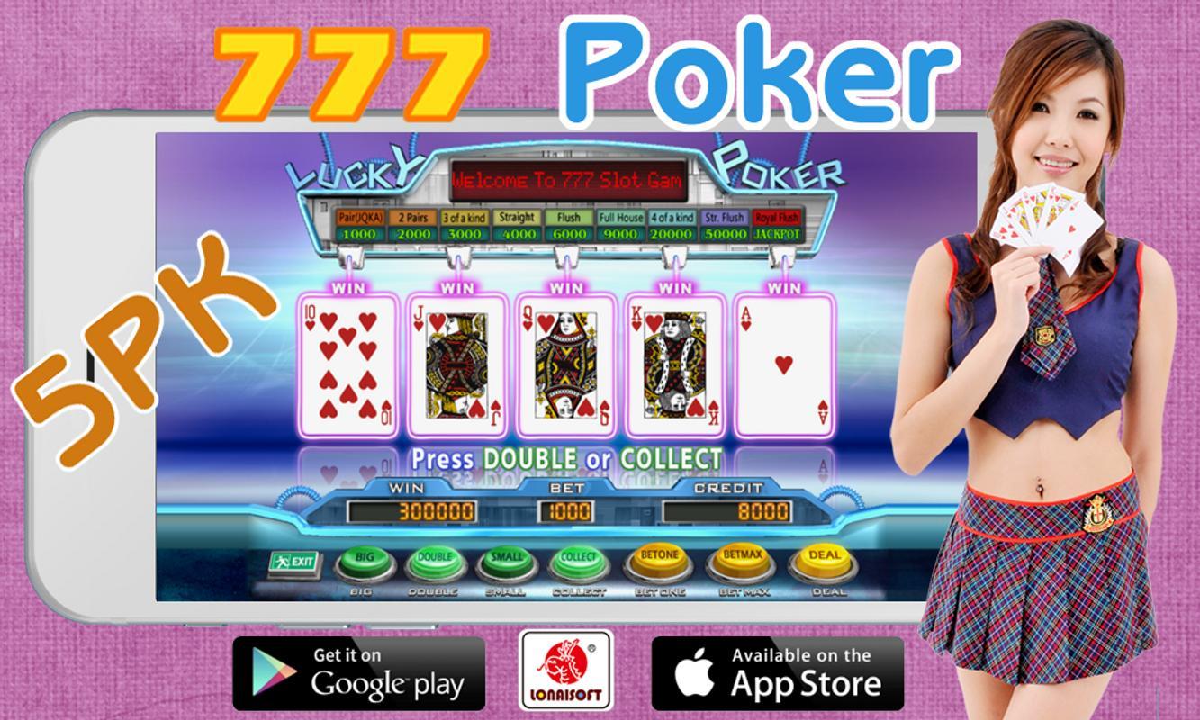 777 poker