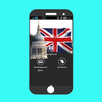 London City Keyboard Theme PRO apk screenshot