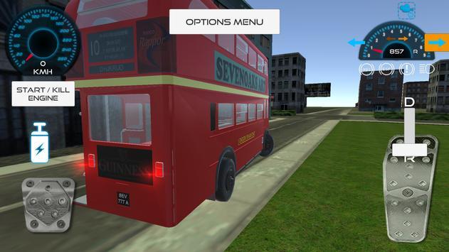 London Double Decker Bus Drive apk screenshot