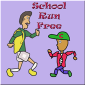 School Run Free icon