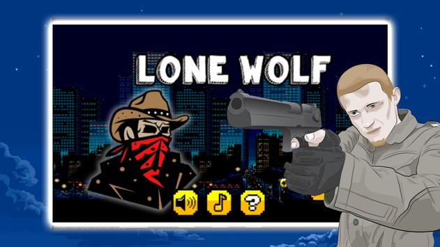 Lone Wolf World poster