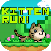 Kitten Run! icon