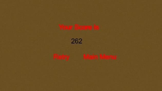 Object Runner apk screenshot