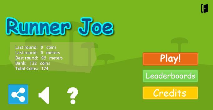 Runner Joe poster