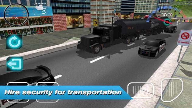 Long Distance Truck Driver 3D apk screenshot