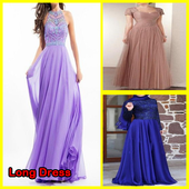 Long Dress icon