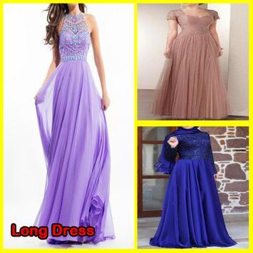 Long Dress poster