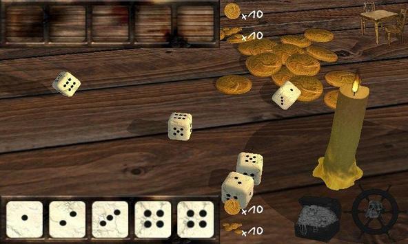 Dice Poker 3D poster