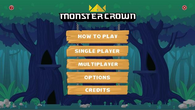 Monster Crown poster