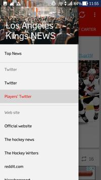Los Angeles Kings All News screenshot 5