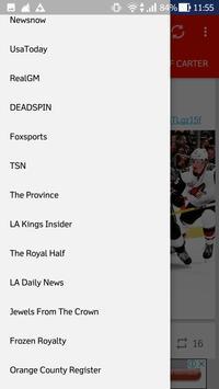 Los Angeles Kings All News screenshot 6