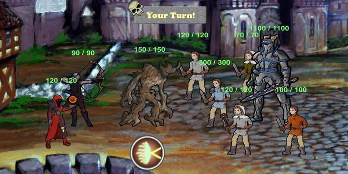 Monster Tactics poster
