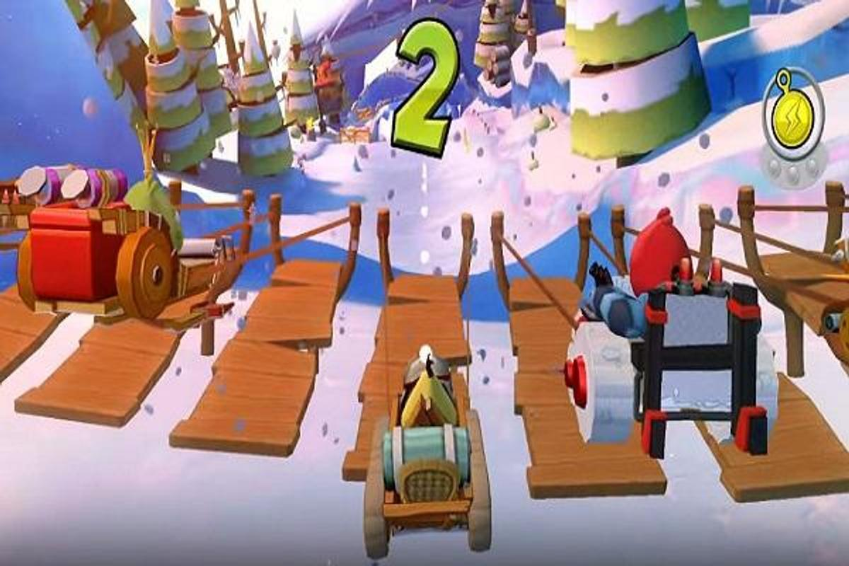 Angry Birds Go (for Android)