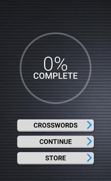 CrossWords Deluxe screenshot 3