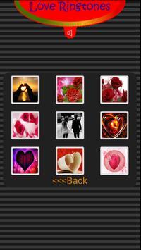 Love Ringtones screenshot 1