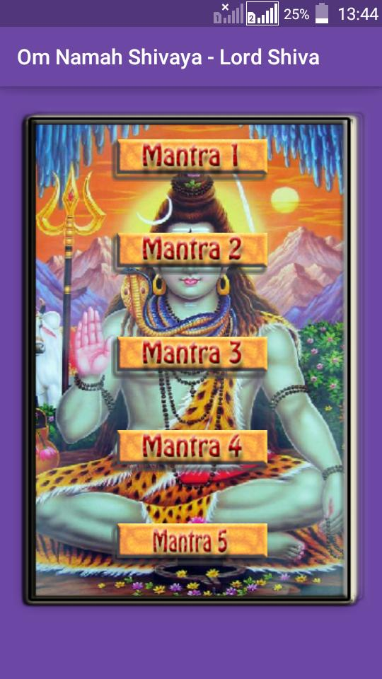 Om Namah Shivaya ૐ Lord Shiva for Android - APK Download