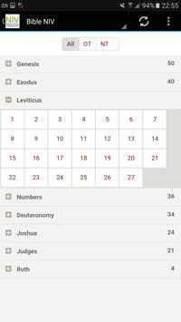 Bible NIV with Commentary apk screenshot