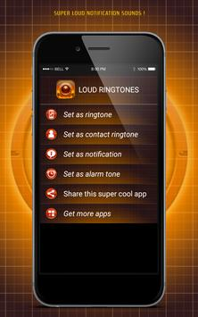 loud ring ringtone app