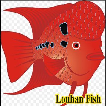 Louhan Fish poster