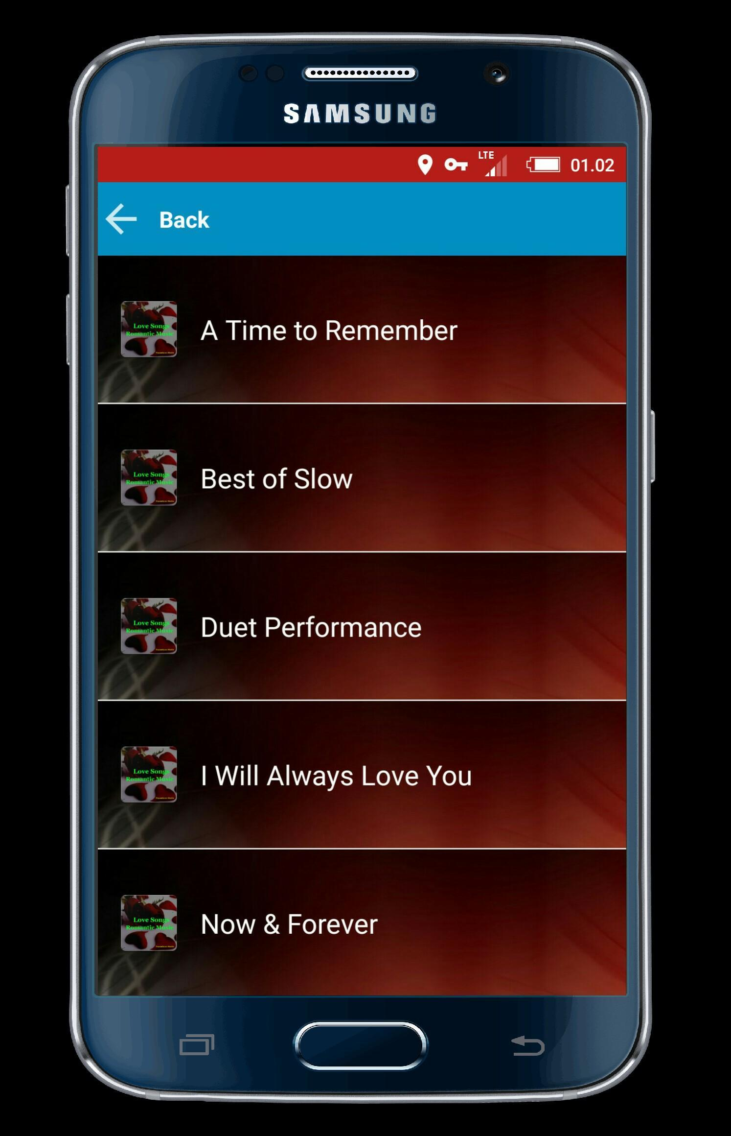 Love Songs Mp3 1980 - 2018 for Android - APK Download