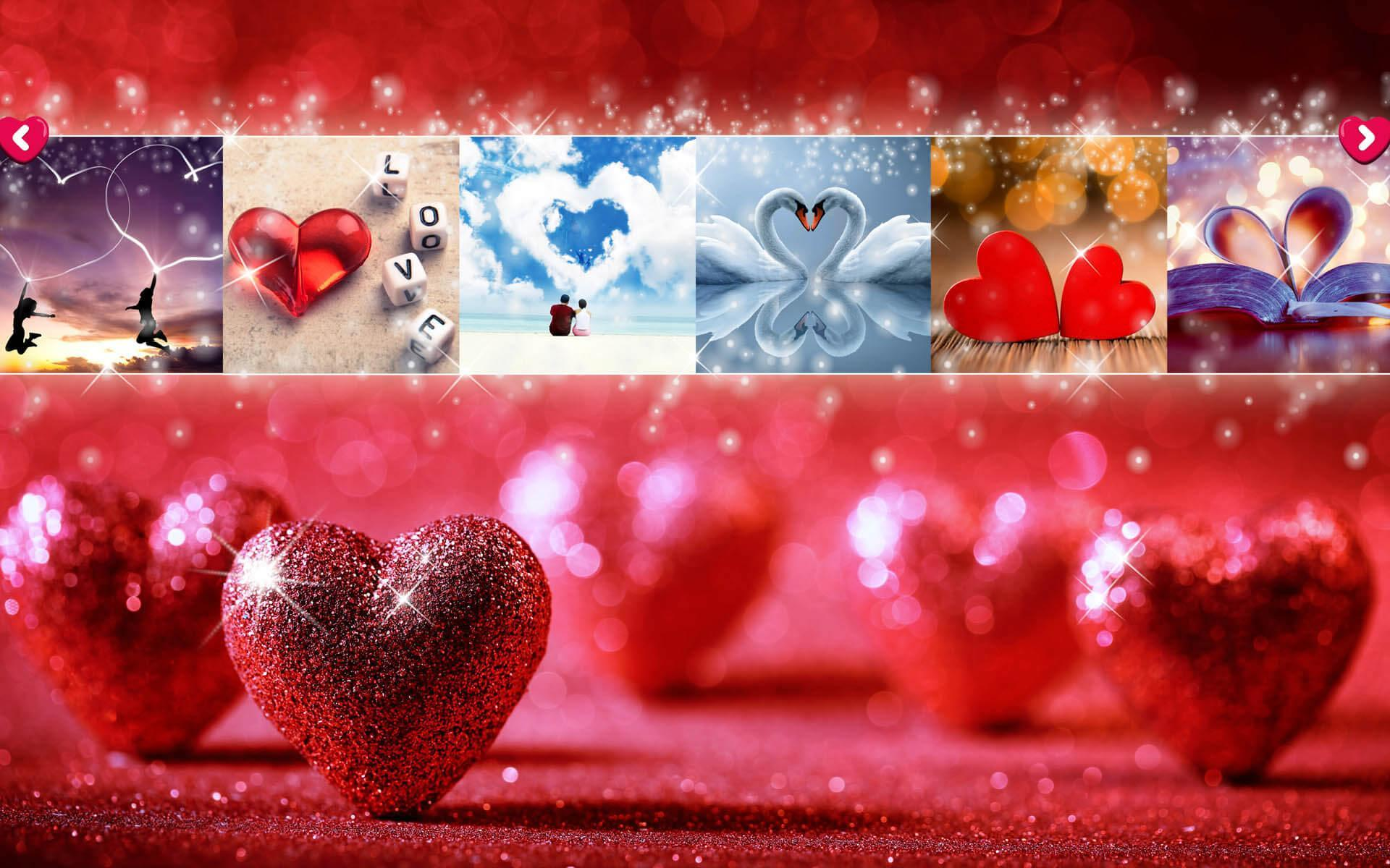 Wallpaper Cinta Romantis Bergerak Gambar Animasi For