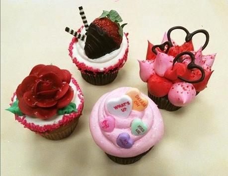 Love Cupcake Design apk screenshot