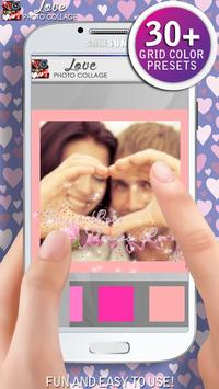 Best Love Photo Collage With Lovely Frames screenshot 2
