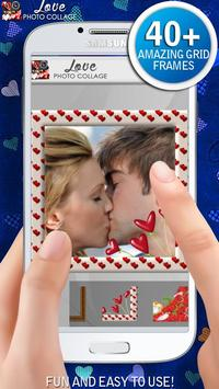 Best Love Photo Collage With Lovely Frames screenshot 4