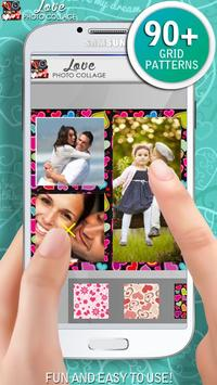 Best Love Photo Collage With Lovely Frames screenshot 5