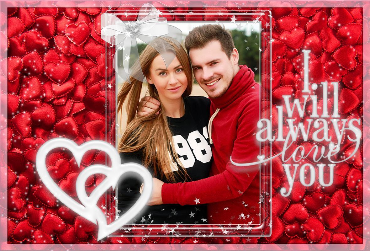 Liebe Foto Dekoration - Romantische Bilderrahmen für Android - APK ...