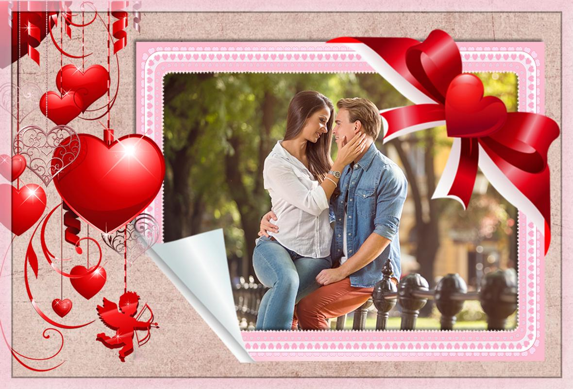 Cornici Per Foto Romantiche.L Amore Decorazione Foto Cornici Romantiche For Android Apk Download