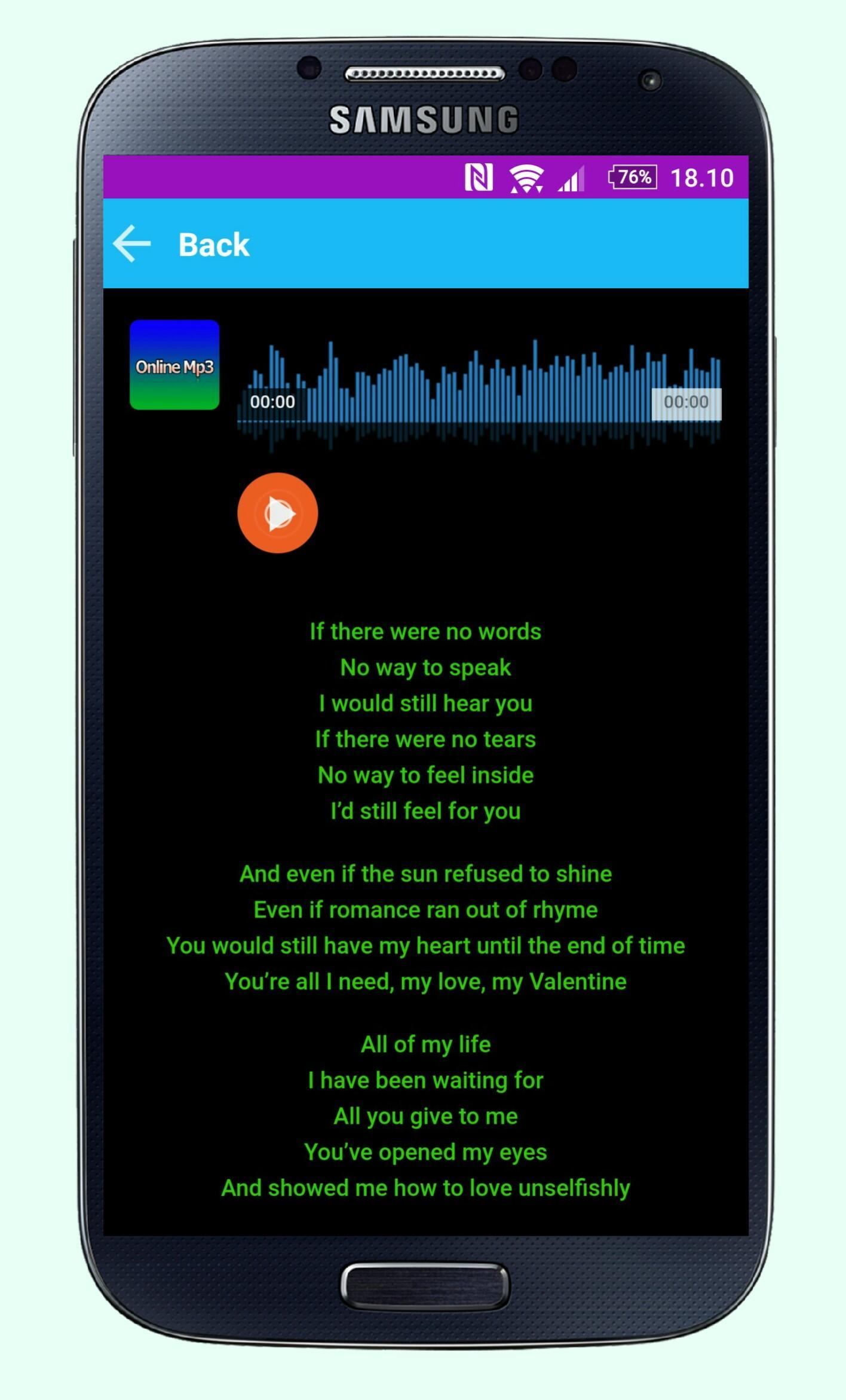 Mp3 Love Song Valentine for Android - APK Download