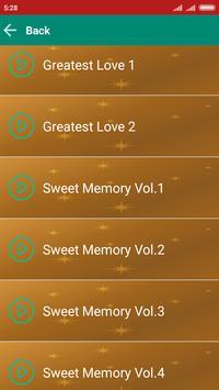 Love Songs Evergreen Hits screenshot 2