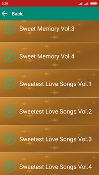 Love Songs Evergreen Hits screenshot 4