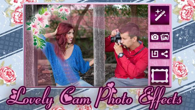 Lovely Cam Photo Effects poster